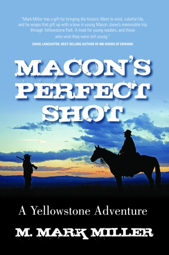 macons perfect shot front cover