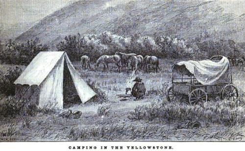 Wingate Camping