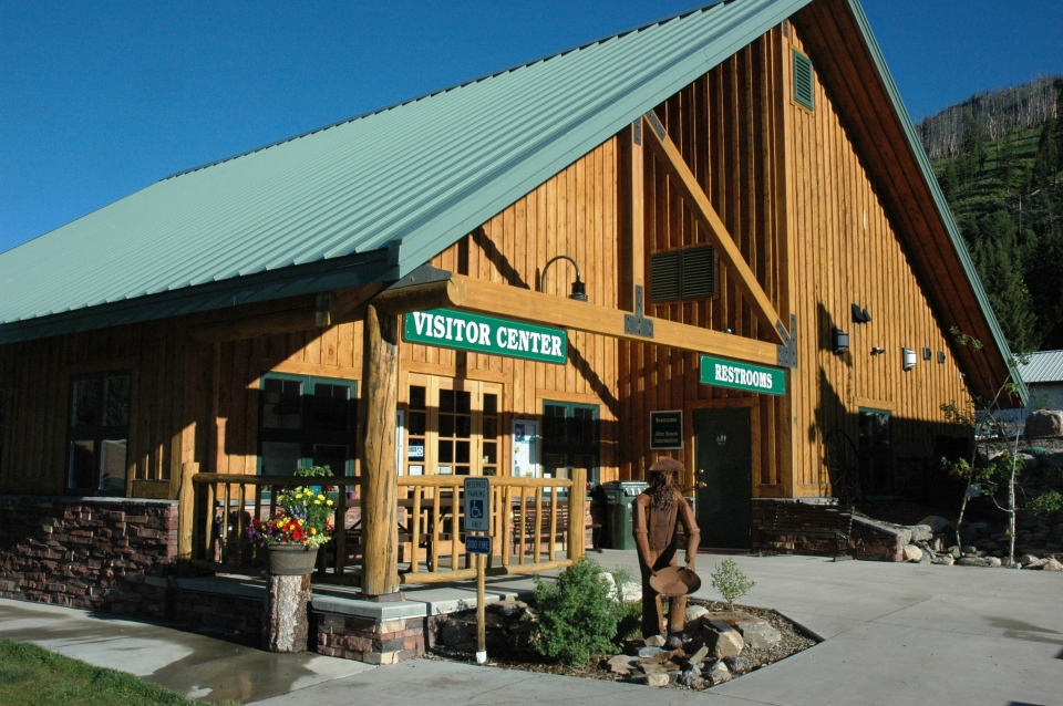 Cooke City Visitors Center and Museum